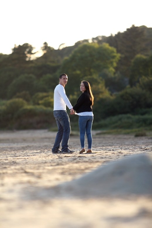 beach engagement dumfries sandyhills