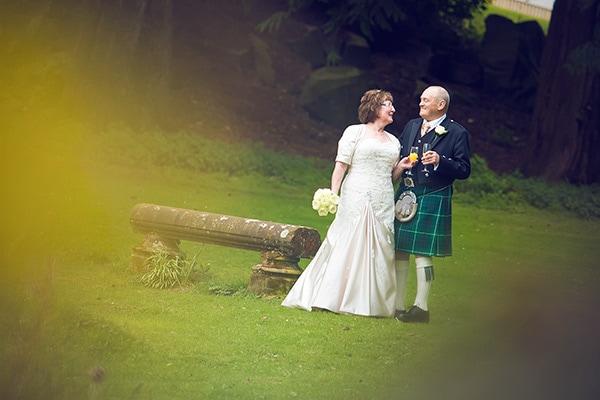 friars carse wedding dumfries photographer