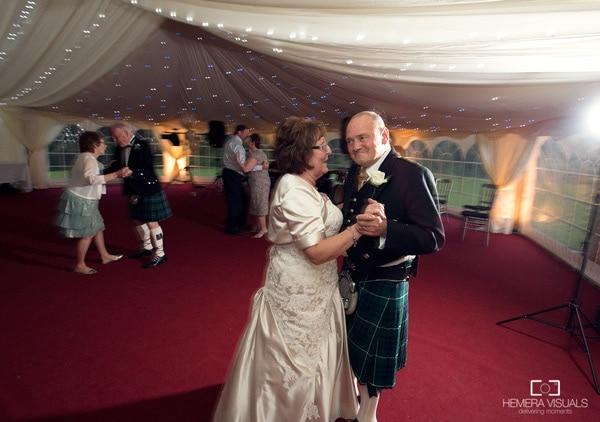 ceilidh wedding dumfries first dance