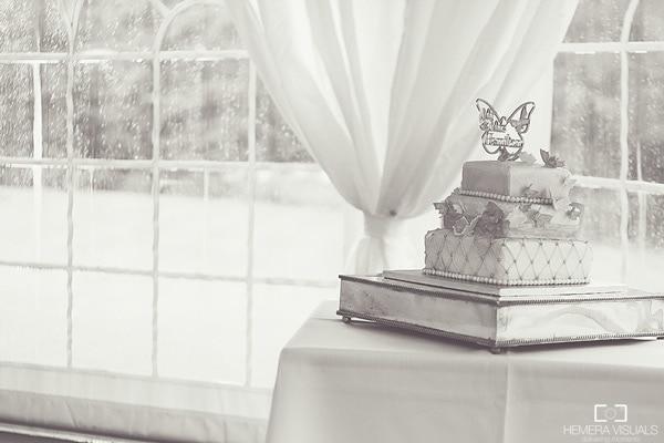 wedding cake dumfries