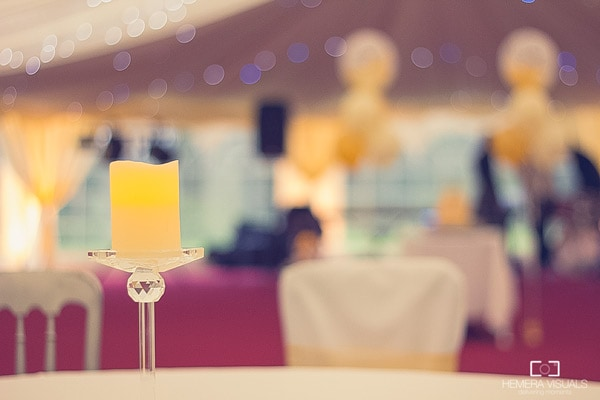 wedding details decor
