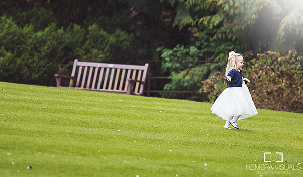 wedding friars carse child