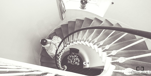 wedding-stairs-bride