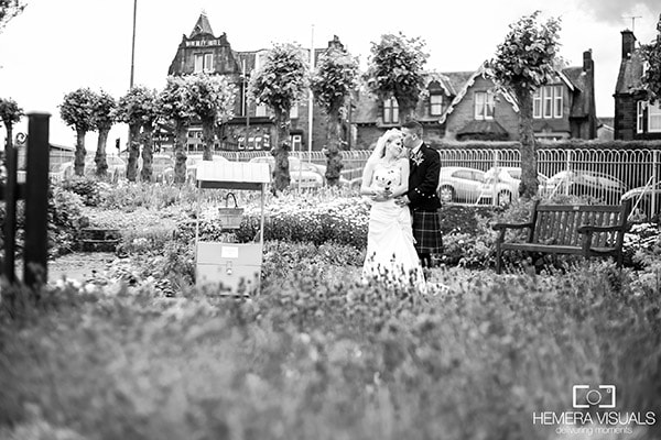 dumfries wedding photography station hotel