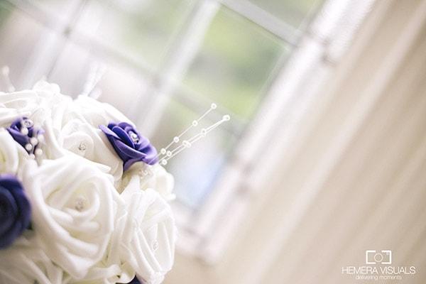 florist dumfries wedding