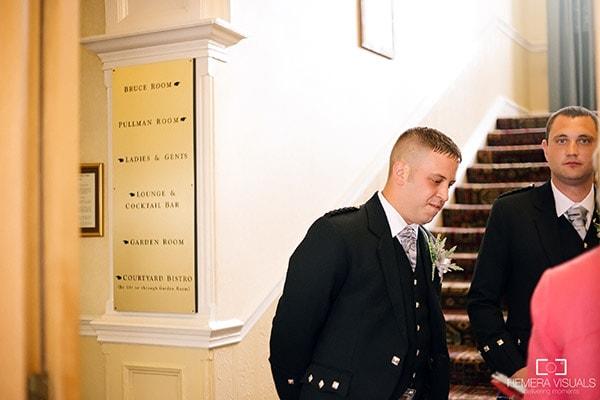 groom dumfries waiting