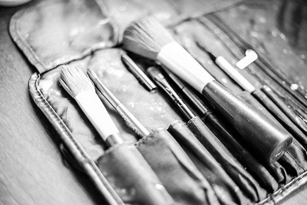 make up artist dumfries brushes