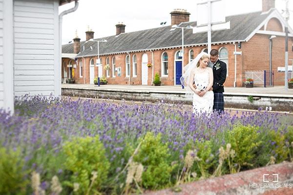 scottish wedding photography couple