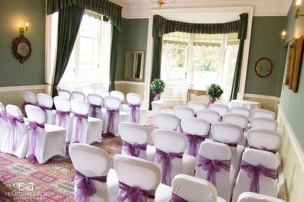 wedding decor hire dumfries and galloway