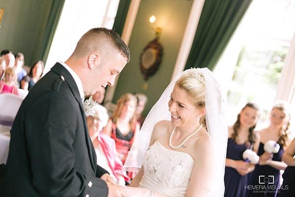 wedding service dumfries galloway