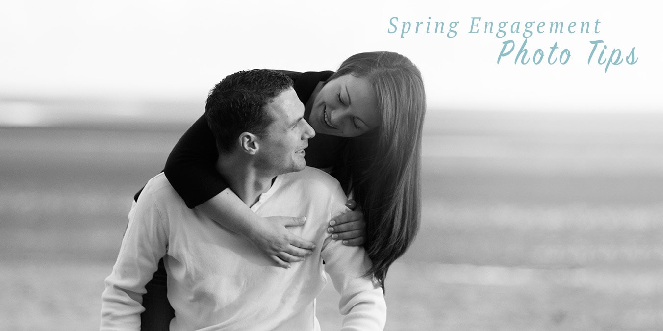 spring engagement photo tips