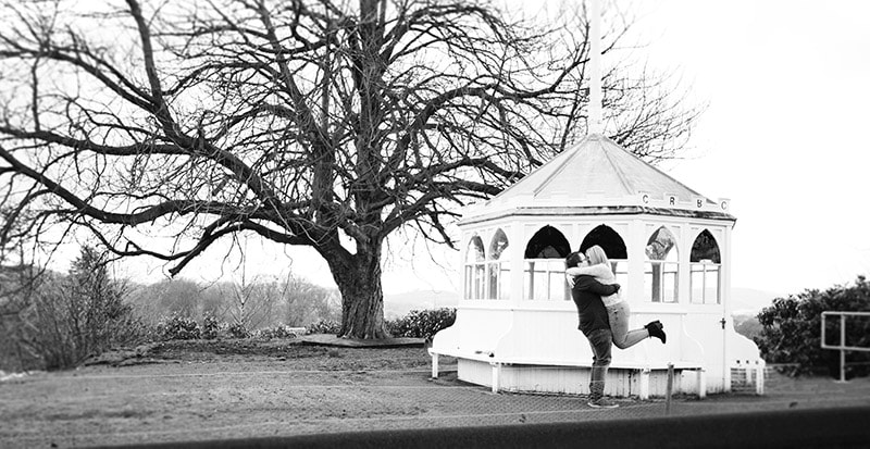 crichton gardens dumfries engagement