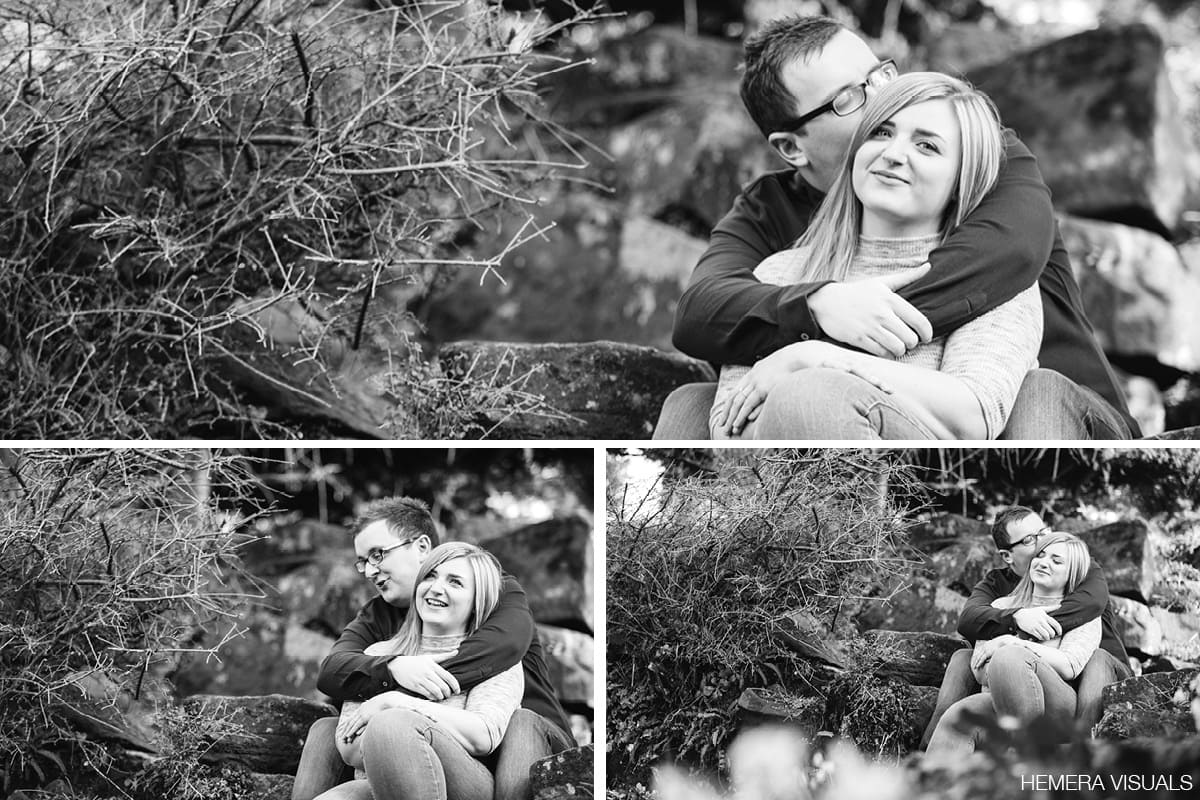 spring engagment shoot dumfries