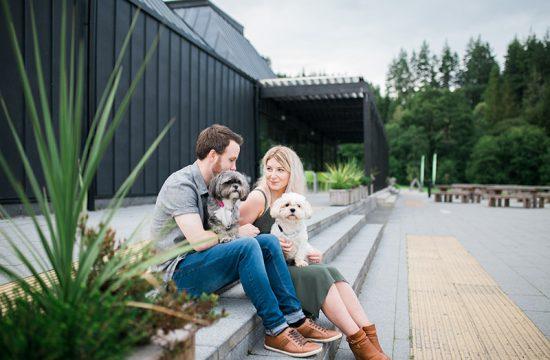 newton stewart engagement shoot