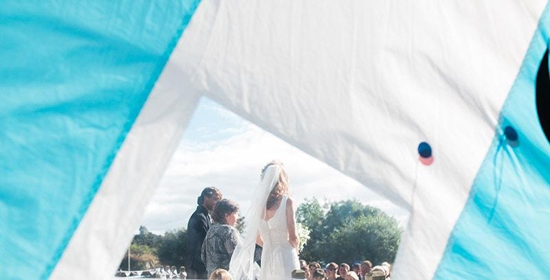 galloway activity centre wedding