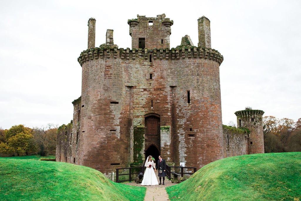 castles in Dumfries for Weddings