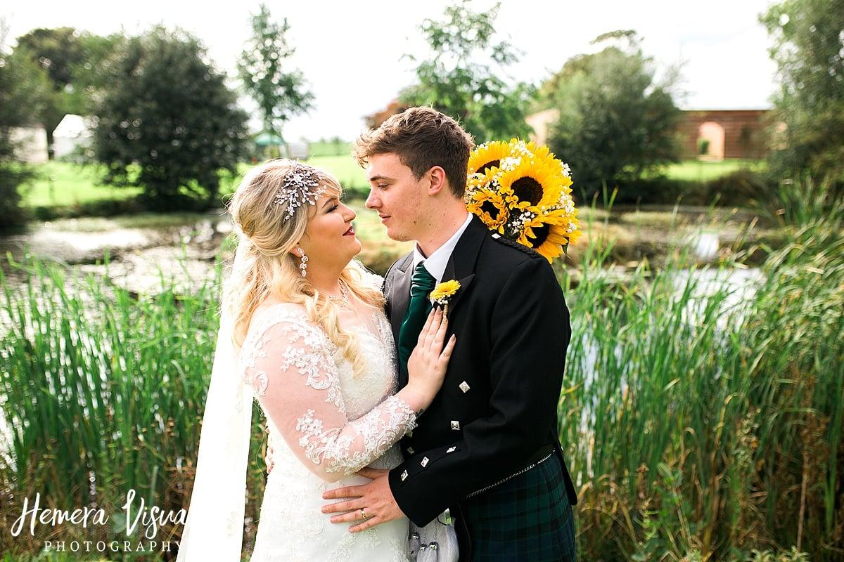 alternate scottish wedding