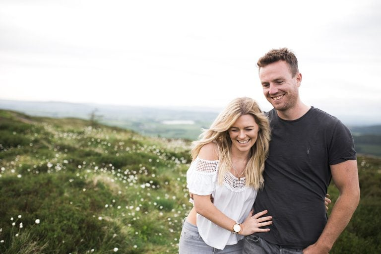 engagement photography dumfries