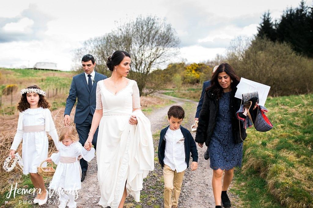 Loch Ken galloway activity centre wedding Dumfries