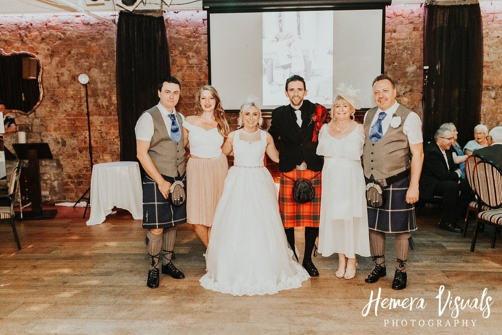 29 club glasgow scottish wedding scotland