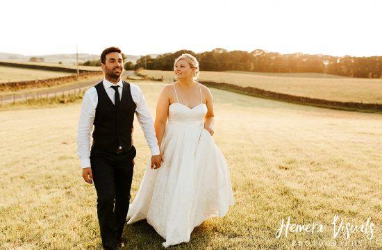 Farm Marquee wedding Dumfries Scotland