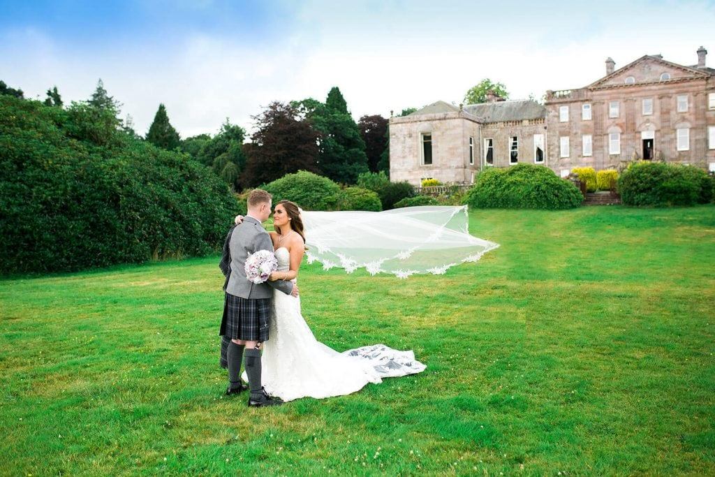dumfries and galloway wedding venues springkell