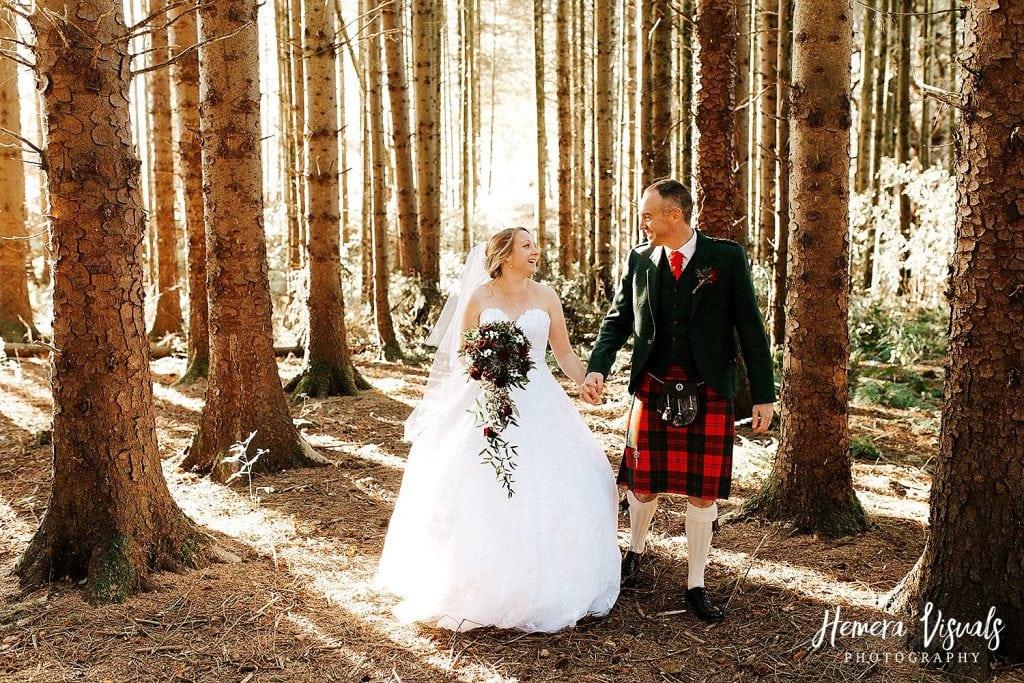friars carse wedding photography