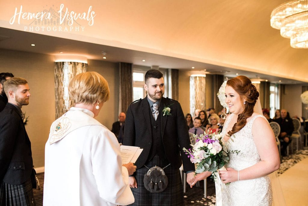 wedding florists dumfries and galloway
