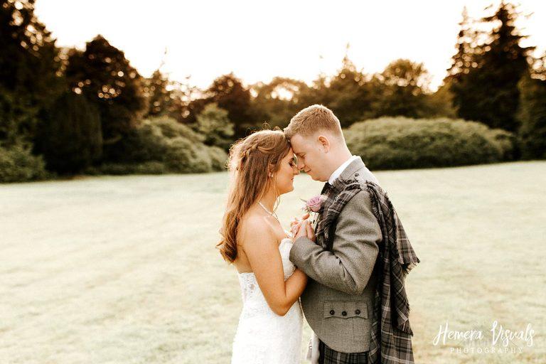 springkell wedding summer