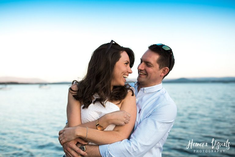 balmaha engagement photography