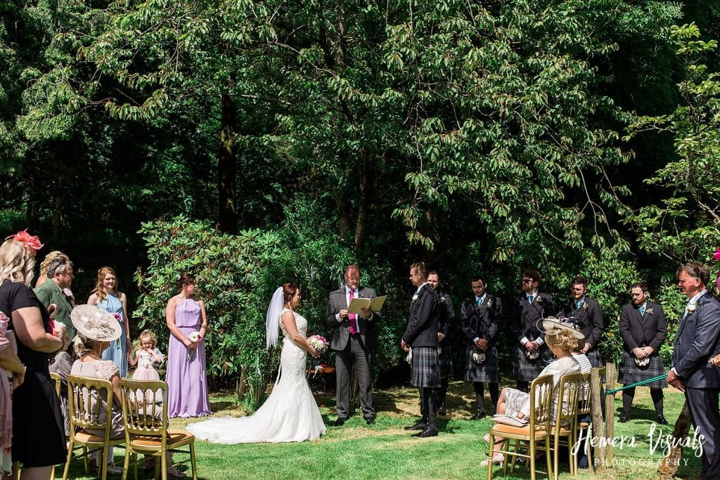 dumfries and galloway wedding venues craigadam