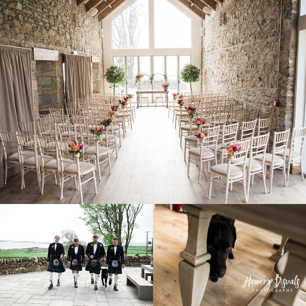 scottish barn wedding ggs yard