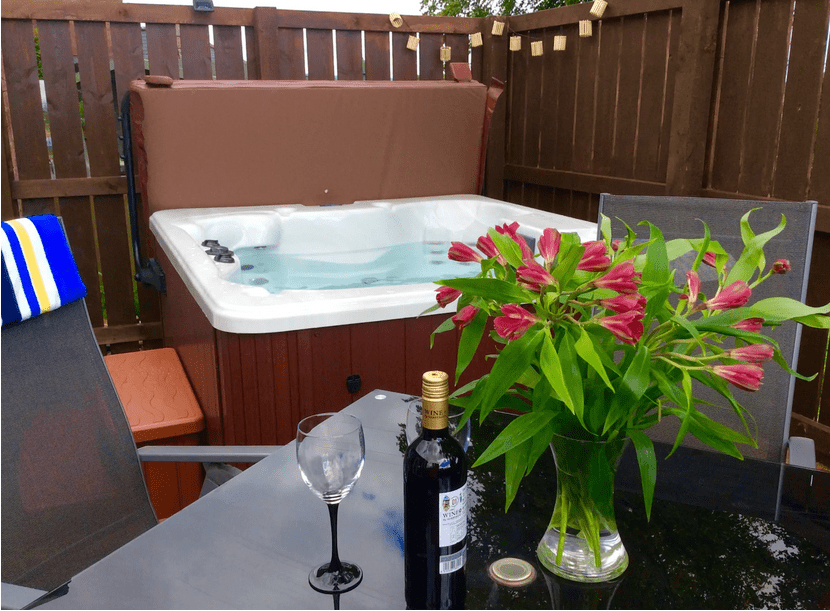 donella cottage airbnb dumfries and galloay