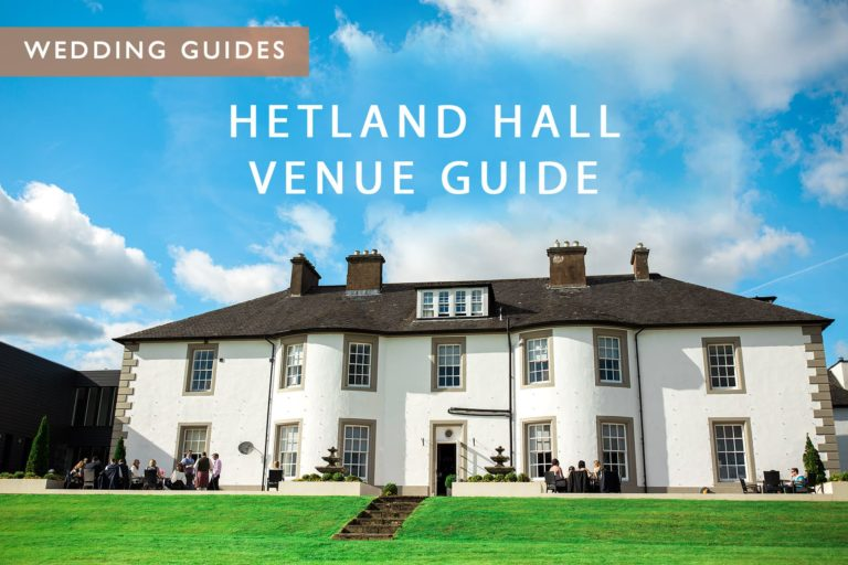 hetland hall wedding guide